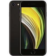 iPhone SE 64 GB schwarz 2020 - refurbished - Handy