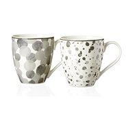 Ritzenhoff & Breker 600 ml 2er-Set Luna grau - Tasse