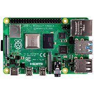 Raspberry Pi 4 Model B - 2 GB RAM - Mini-PC