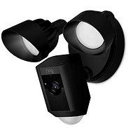 Ring Floodlight Cam Schwarz - IP Kamera