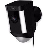 Ring Spotlight Cam Wired Black Schwarz - IP Kamera