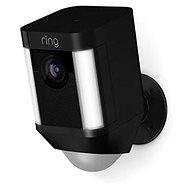 Ring Spotlight Cam Battery Black schwarz - IP Kamera