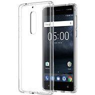 Nokia Hybrid Crystal Case CC-704 für Nokia 5 - Schutzhülle