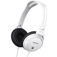 Kopfhörer Sony MDR-V150 weiß - Sluchátka