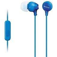 Sony MDR-EX15AP Blau - Kopfhörer