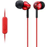 Sony MDR-EX110AP rot - Kopfhörer