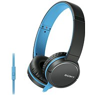 Sony MDR-ZX660APL, blau - Kopfhörer