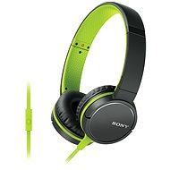 Sony MDR-ZX660APG grün - Kopfhörer