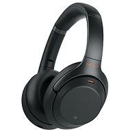 Sony Hi-Res WH-1000XM3, schwarz - Kopfhörer
