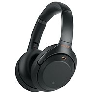 Sony Hi-Res WH-1000XM3, schwarz - Drahtlose Kopfhörer
