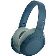 Sony Hi-Res WH-H910N, blau - Kabellose Kopfhörer