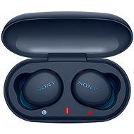 Kabellose Kopfhörer Sony True Wireless WF-XB700 - blau