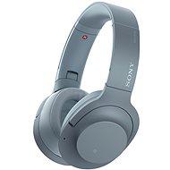 Sony Hi-Res WH-H900N Blau - Kopfhörer mit Mikrofon