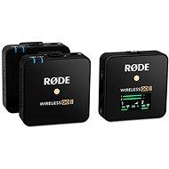 RODE Wireless GO II - Mikrofon