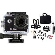 Rollei ActionCam 372 + kompletter Outdoor-Zubehörsatz - Outdoor-Kamera