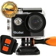 Rollei ActionCam 425 WLAN schwarz + Ersatzakku - Digitalkamera