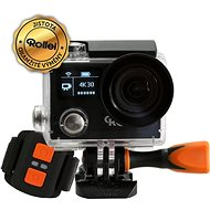 Rollei ActionCam 430 WLAN Schwarz - Digitalkamera