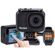 Rollei ActionCam 550 Touch schwarz - Digitalkamera