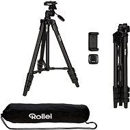 Rollei Reisestativ für Smartphone und Fotokamera - Stativ
