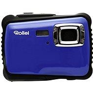 Digitalkamera Rollei Sportsline 65 Blau-Schwarz + Gratis Tasche - Digitalkamera
