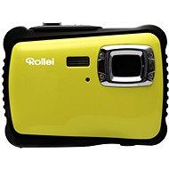Rollei Sportsline 65 gelb-schwarz+Tasche gratis - Digitalkamera
