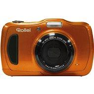 Rollei Sportsline 100 orange - Digitalkamera