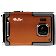Rollei Sportsline 85 orange - Digitalkamera