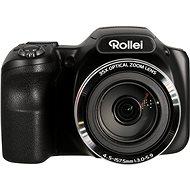 Rollei Powerflex 350 schwarz - Digitalkamera