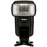 Rollei professioneller externer Blitz 56F / für NIKON und CANON SLR Kameras - externes Blitzgerät