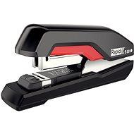 Rapid Supreme S50 SuperFlatClinch™, schwarz und rot - Hefter