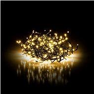 RETLUX RXL 287 Lichterkette 600 LED 11 + 5 m - warmweiß - mit Timer - Weihnachtskette