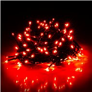 RETLUX RXL 307 Lichterkette 150 LED 15 + 5 m RED - Weihnachtskette