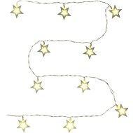 RETLUX RXL 239 Weiße Sterne 10 x WW TM - Leuchtstern