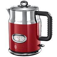 Russell Hobbs Retro Red Kettle 21670-70 - Wasserkocher