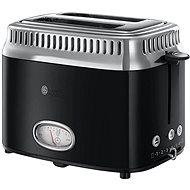Russell Hobbs Retro Black 21681-56 - Toaster