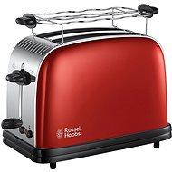 Russell Hobbs 23330-56 / RH Farben Rot 2 Scheiben Toaster - Toaster