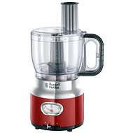 Russell Hobbs 25180-56 Retro Food Processor rot - Küchenmaschine