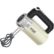 Russell Hobbs 25202-56 Retro Handmixer, creme - Handmixer