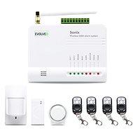 EVOLVEO Sonix - Wireless - Sicherheitsanlagen - Hausalarm
