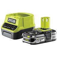 Ryobi RC18120-115 - Ladegerät mit Ersatzbatterie