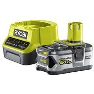 Ryobi RC18120-150 - Ladegerät mit Ersatzbatterie