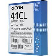 Ricoh GC41CL Cyan - Toner
