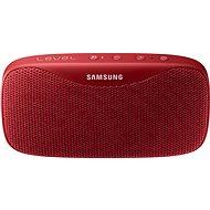 Samsung Level Box Slim Red - Bluetooth-Lautsprecher