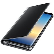 Samsung EF-ZN950C Clear View Cover pro Galaxy Note8 černé - Handyhülle