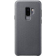 Samsung Galaxy S9+ Hyperknit Cover grau - Handyhülle