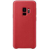 Samsung Galaxy S9 + Hyperknit Cover rot - Handyhülle