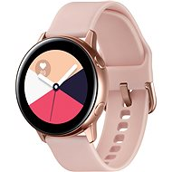 Samsung Galaxy Watch Active Rose Gold - Smartwatch