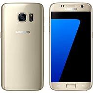 Samsung Galaxy S7 Gold Platinum - Handy