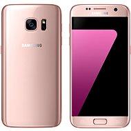 Samsung Galaxy S7 pink-gold - Handy