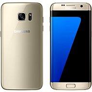 Samsung Galaxy S7 Edge Gold Platinum - Handy
